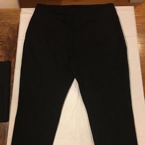 MODCLOTH Stretchy Straight Leg Pants 2X